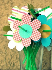 Click-pic-for-28-Spring-Crafts-for-Kids-Spring-Straw-Flowers-xyx