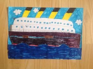 Historia Titanica Jakub Stankiewicz
